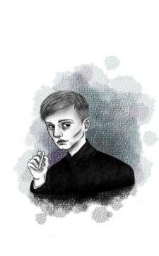 Портрет в стиле «Арт» №3