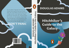 Hitchhiker's Guide to the Galaxy full cover