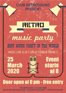 Retro-Party