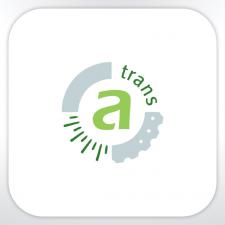 Логотип. A-trans.