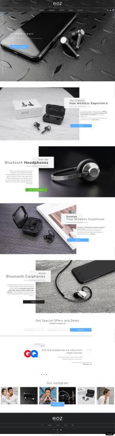 Интернет-магазин EOZ Audio