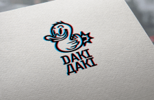 """Логотип для производителя аксессуаров """"DAKI ДАКI"""""""