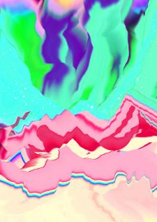 Космические горы