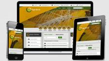 Agrokolo. Bootstrap верстка сайта