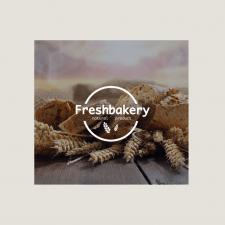 "Логотип для крафтовой пекарни ""Freshbakery"""