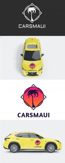 Логотип для автопроката на Гаваях