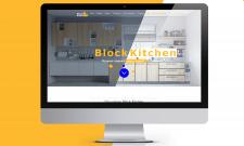 Дизайн сайта по производству кухонь