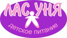 логотип для детского питания