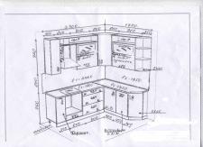 Расчет деталировки корпусной мебели