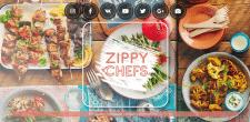 Заглушка для кулинарного сайта