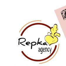 Логотип для контент агенства