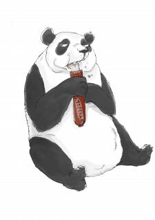 Разработка персонажа (панда)
