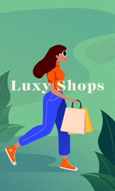Lottie JSON Luxy Shops