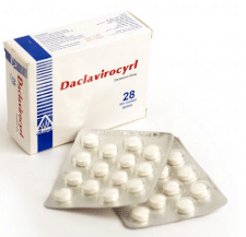 Прелендинг для препарата Даклатасвир