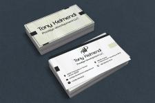 Дизайн корпоративних візиток всередині компанії