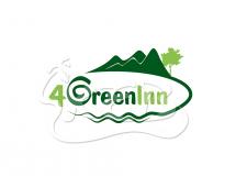 Логотип и фирменный знак компании 4Greeninn