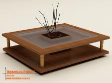 3Д-модель ночного столика