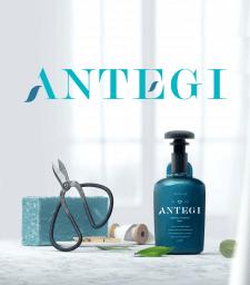 Логотип Antegi