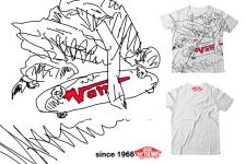Принт для футболки. Цифровая печать