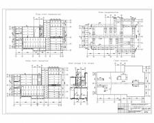 Проект многоэтажного жилого здания
