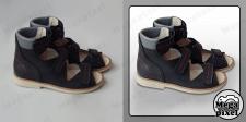 Предметная ретушь обуви