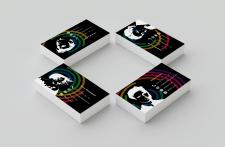 Дизайн визиток для музея/арт-пространства