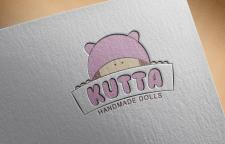 Логотип для мастера кукол ручной работы