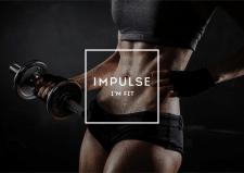 IMPULSE. Branding, Identity, vector graphics