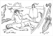Легенды американских индейцев.