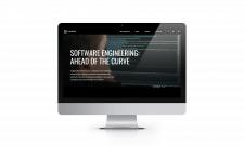 Адаптивна верстка сайту ІТ-компанії