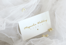 Wedding studio logo