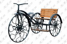 Трех колесный велосипед.