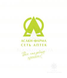 Логотип Асаки-фарм