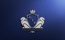 """розробка логотипа для асоціації """"GIP"""""""