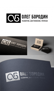 Логотип для бизнес-коуча