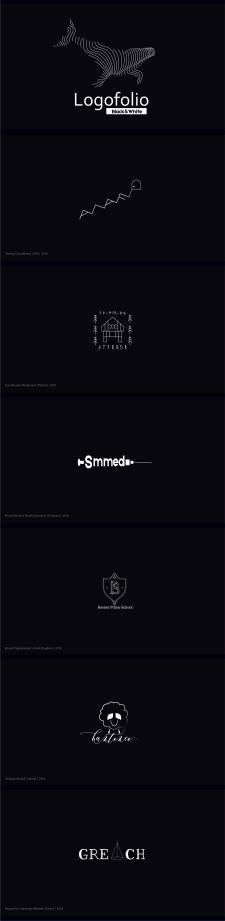 Logofolio vol. 1 Black&White