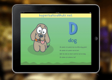 Дитячий додаток  для Ipad