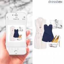 Продвижение мобильного приложения Dressbox