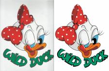 """Перерисовка """"Wild Duck"""""""