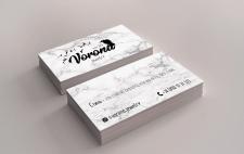 Разработка визиток для интернет магазина