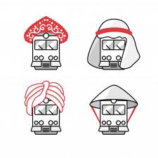 Иконки поездов