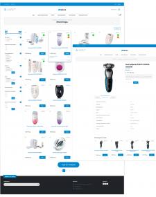 Готовая платформа для интернет-магазина