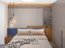 Дизайн проект интерьеров квартиры в г.Харькове