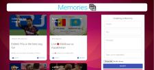 Memories - MERN