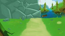 Illustration for mobile 2D game