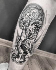 Tattoo time тату время час