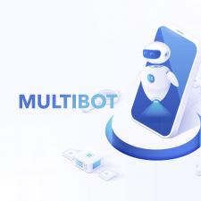 Разработка сайта для агенства Multibot