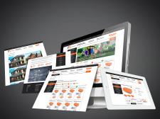 Разработка дизайна интернет - магазина