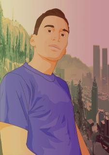 Автопортрет на аватар
