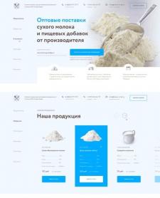 Сайты для группы компаний Clever Trade (Россия)
